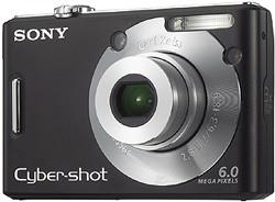 Sony Cybershot DSC-W40