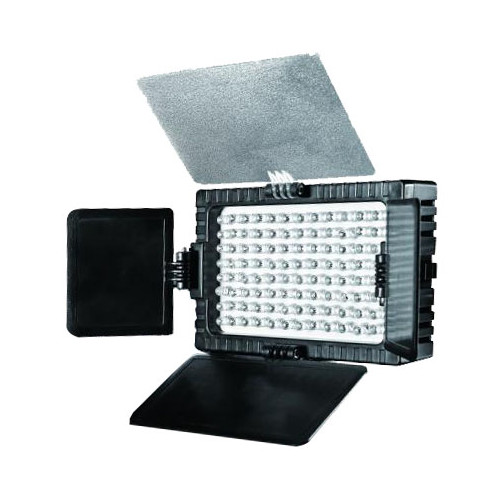 Falcon Eyes LED-lamp set DV-96V-K1 op batterij
