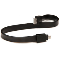 TYLT Syncable MicroUSB Cable Black