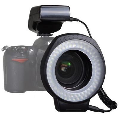 Image of Falcon Eyes Macro Ringlamp met Flitser MRC-80FV