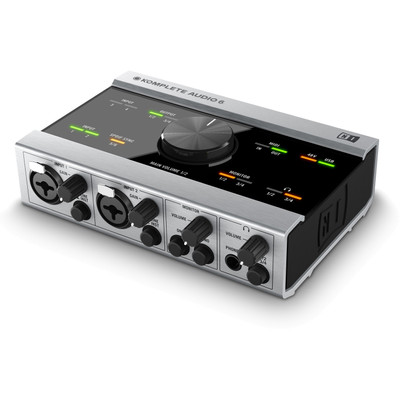 Image of Native Instruments Komplete Audio 6