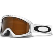Oakley O2 XS Matte White + Persimmon Lens