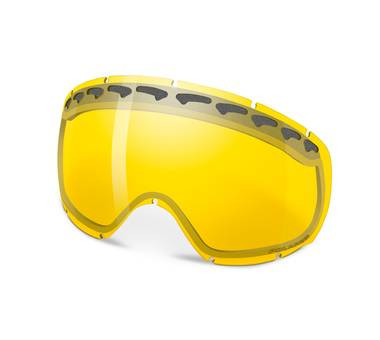 Oakley Crowbar HI Amber Polarized Lens