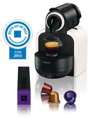 magimix nespresso essenza sand m100 coolblue. Black Bedroom Furniture Sets. Home Design Ideas