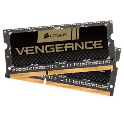 Corsair Vengeance 16 GB SODIMM DDR3-1600 CL10 2 x 8 GB