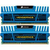 Corsair Vengeance 8 GB DIMM DDR3-1600 CL 9 blauw