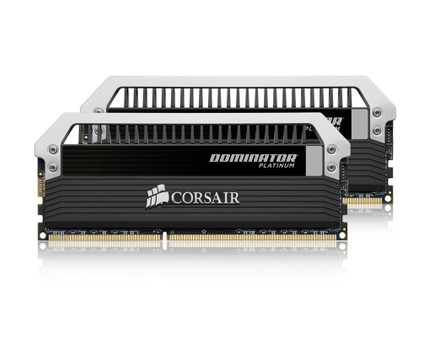 Corsair Dominator Platinum 8 GB DIMM DDR3-1866 CL9 2 x 4 GB