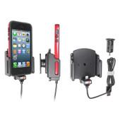 Brodit Active Holder iPhone 5/5S/SE Skin verstelbaar 62-77/6-10