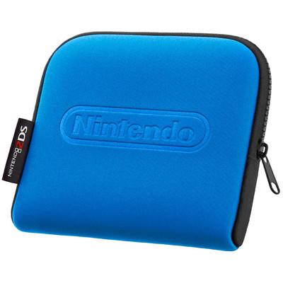NINTENDO 2DS-etui met rits voor handheld-console