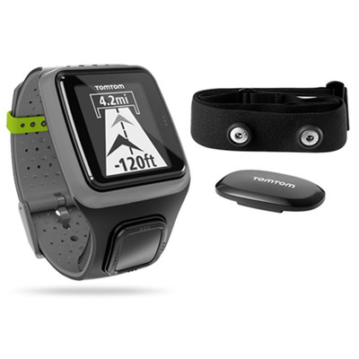 TomTom Runner HRM Dark Grey