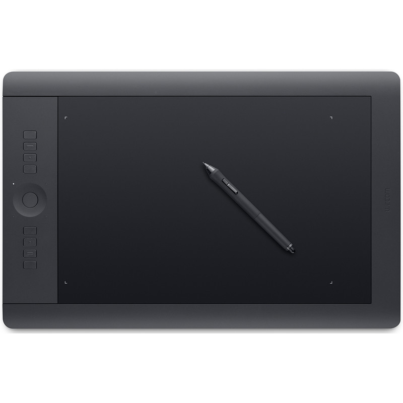 Wacom Intuos Pro PenandTouch Tablet L