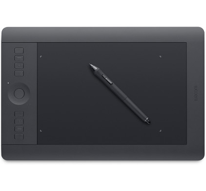 Wacom Intuos Pro Pen & Touch Tablet M