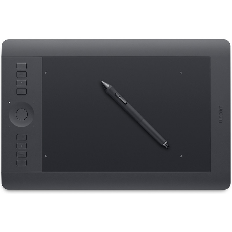 Wacom Intuos Pro PenandTouch Tablet M