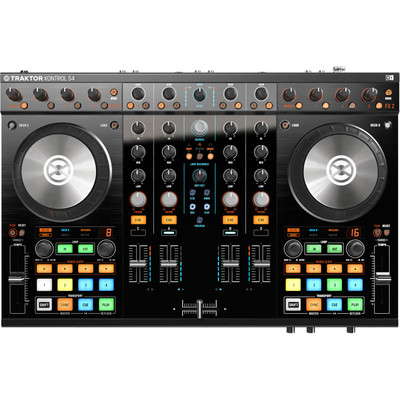 Image of Native Instruments Traktor Kontrol S4 MK2
