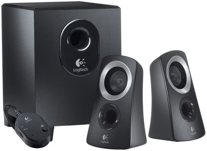 Logitech Z 313 2.1 Speakersysteem