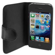 Artwizz SeeJacket Leather iPhone 4/4S Black