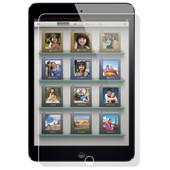 Pavoscreen Ultrathin Glass Screenprotector Apple iPad Mini 1/2/3/4