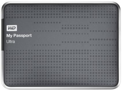 WD My Passport Ultra 1 TB Titanium
