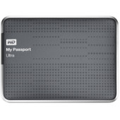 WD My Passport Ultra 1 TB Titanium