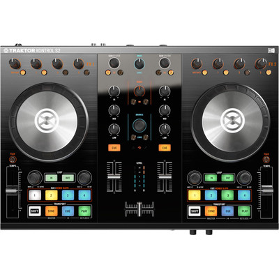 Image of Native Instruments Traktor Kontrol S2 MK2