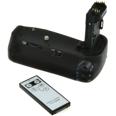 Image of Jupio Battery Grip for Canon EOS 6D