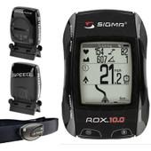 Sigma ROX 10.0 GPS Set Zwart