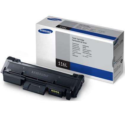 Samsung MLT-D116L Toner Zwart + Papier