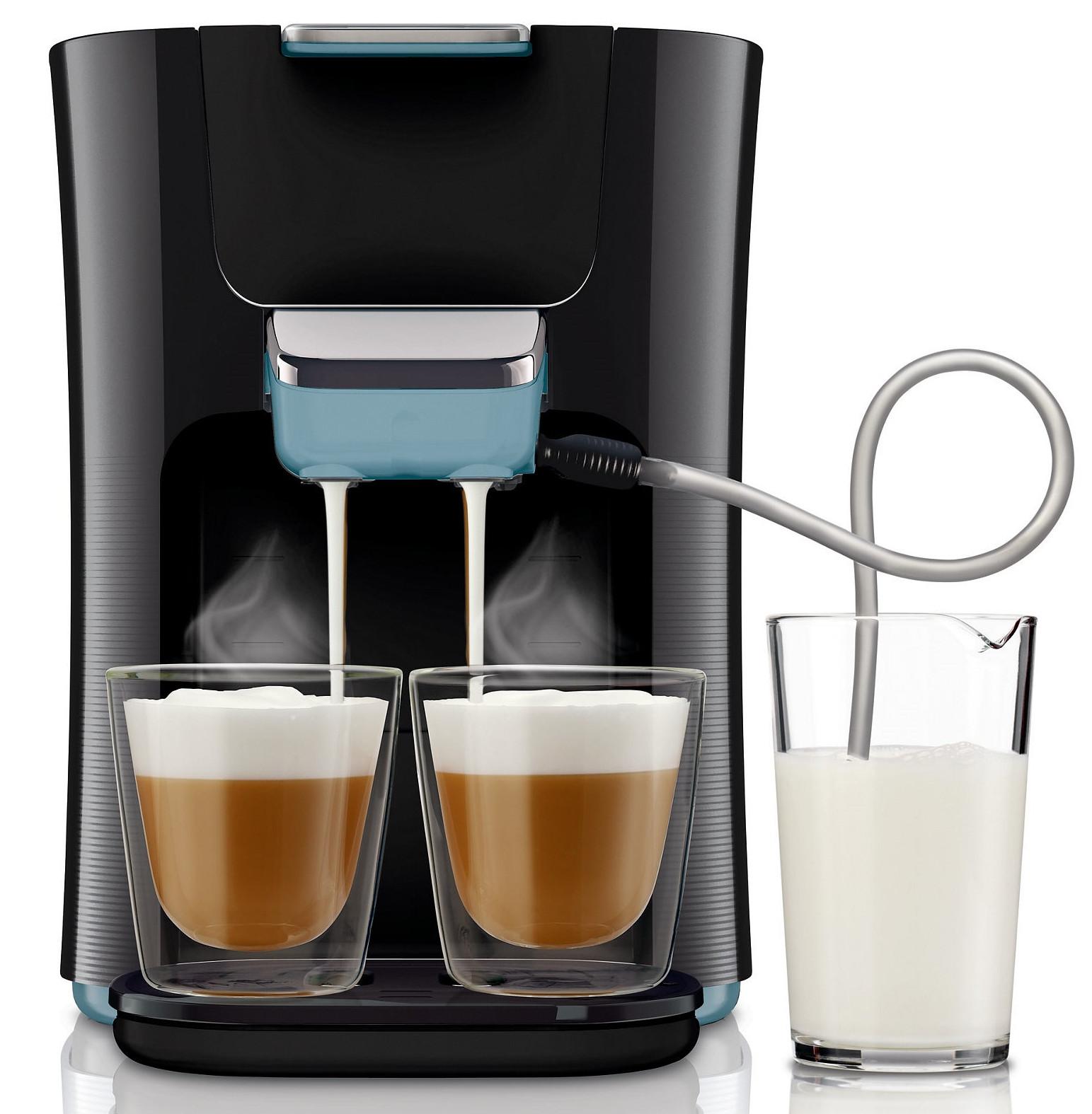 Senseo Latte Duo - de lekkerste cappuccino en latte macchiato!