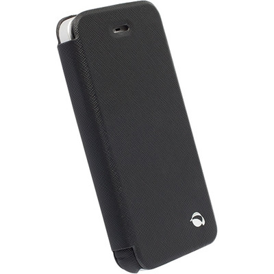 Krusell FlipCover Malmo Apple iPhone 5 / 5S / 5C Black