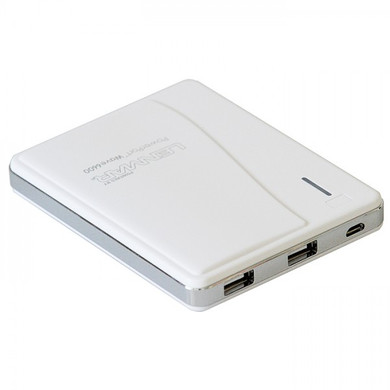 Lenmar PowerPort Wave 6600 mAh White
