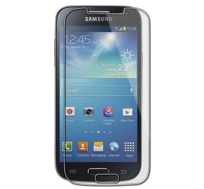 Pavoscreen Self-absorbed Glass Screenprotector Samsung Galaxy S4 Mini