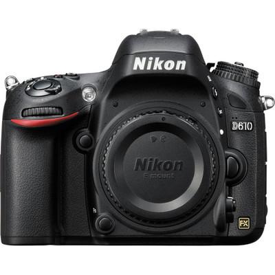 Image of Nikon D610 Body
