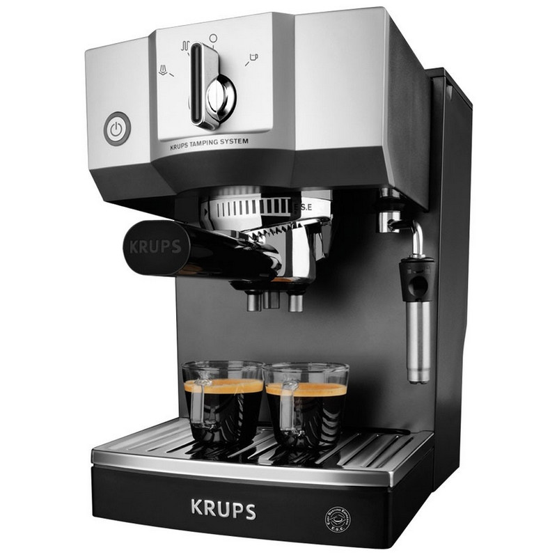 Krups Xp5620 Zilver