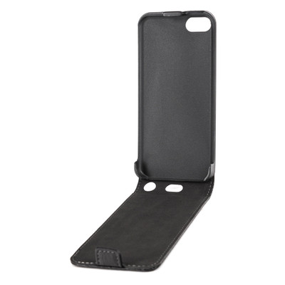 Xqisit Flipcover Case Apple iPhone 5C Black