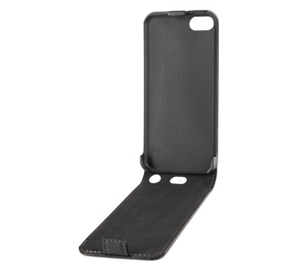 Xqisit Flipcover Case Apple iPhone 5C Black
