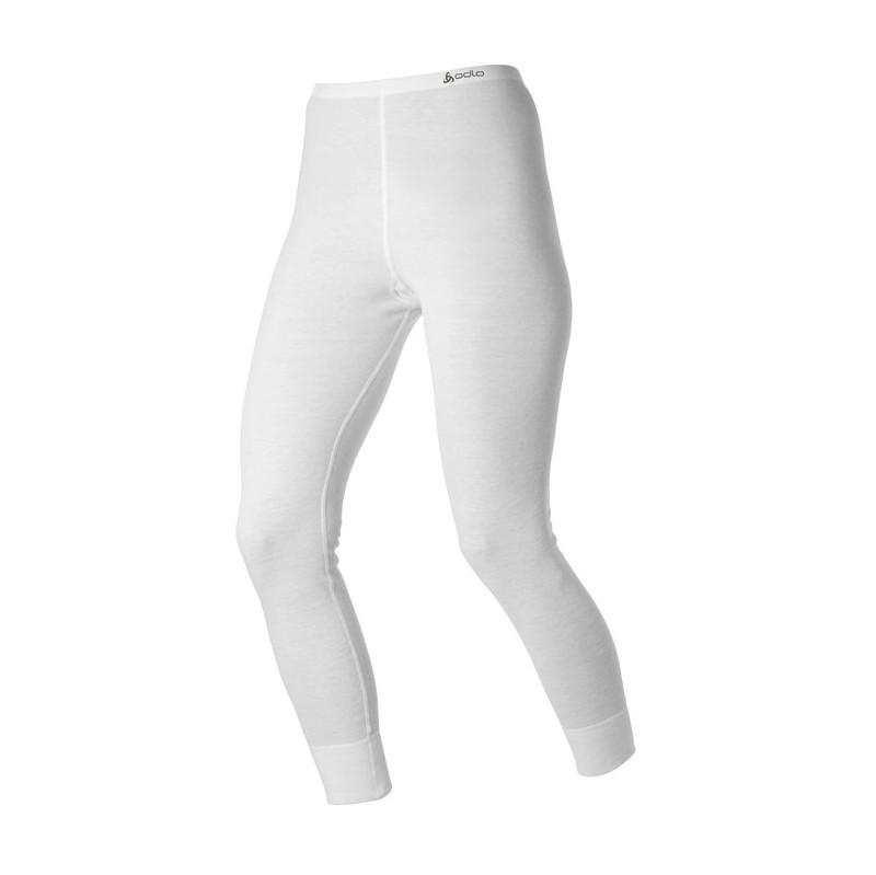 Odlo Ladies Pants Long Warm White (xl)