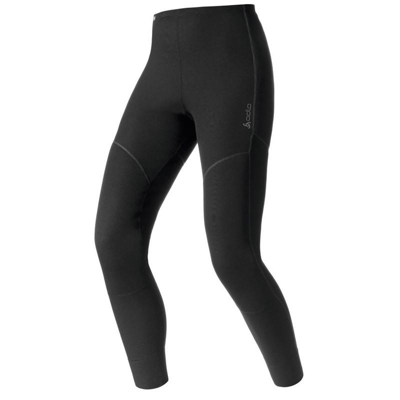 Odlo Ladies Pants Long X-warm Black (xs)