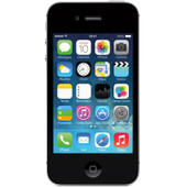 Apple iPhone 4S 8 GB Zwart