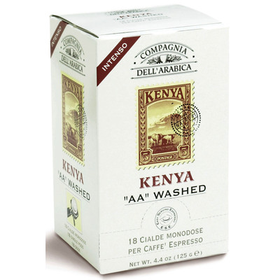 Image of Caffe Corsini ESE-Servings Kenya 6 x 18 pods