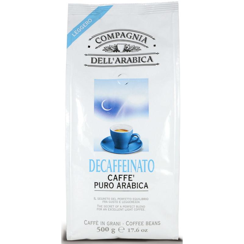 Caffe Corsini Bonen Arabica Decaffeinato 3 X 500 Gram