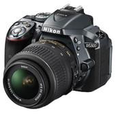 Nikon D5300 + AF-S 18-55mm f/3.5-5.6 VR antraciet