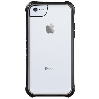 Griffin Survivor Clear Clove Apple iPhone 5C Black/Clear