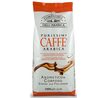 Caffe Corsini Bonen Purisimi Arabica 1 Kilogram