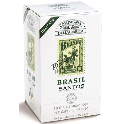 Image of Caffe Corsini ESE-Servings Brasil 6 x 18 pods