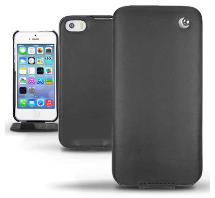 Noreve Tradition Leather Case Apple iPhone 5/5S/SE Black