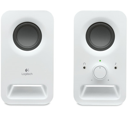 Logitech Z150 2.0 Speakersysteem Wit