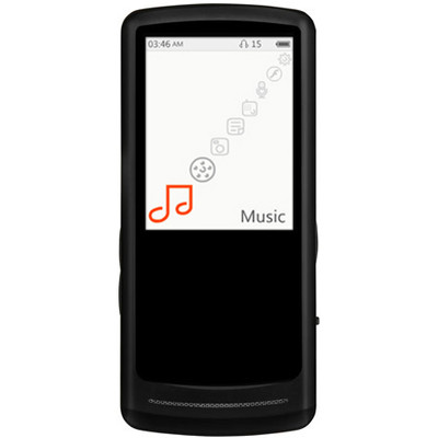 Cowon iAudio 9+ 16 GB Zwart