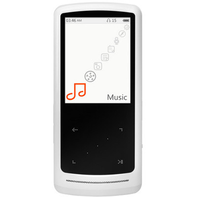 Cowon iAudio 9+ 16 GB Wit