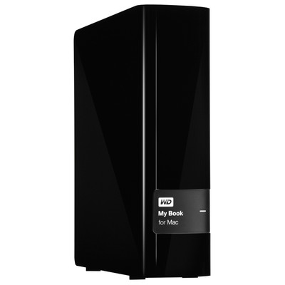 WD My Book For Mac 3TB Externe Harddisk