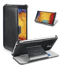 Muvit Folio Case With Cardslot Samsung Galaxy Note 3 Zwart